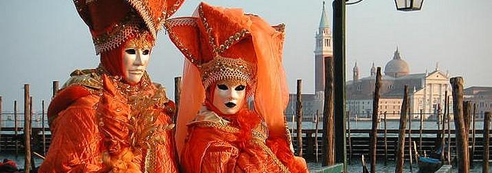Carnaval de Venecia, sensualidad y misterio