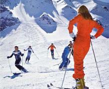 Sube y baja singles: Esquí en la Molina!