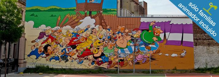 Semana Santa en Flandes con los niños y Tintín