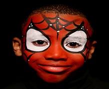 Carnaval con los niños en la Garrotxa