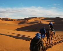 Semana Santa en Marruecos entre dunas y jaimas