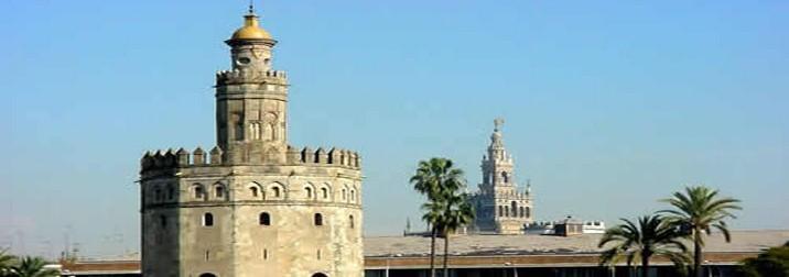 Puente de San José en Sevilla y Cadiz