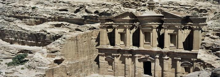 Abril en Jordania