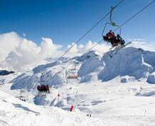 Última esquiada de la temporada