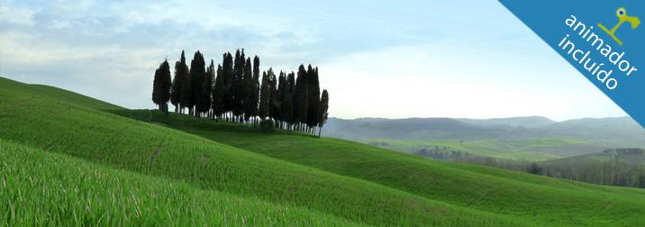 Toscana en familia