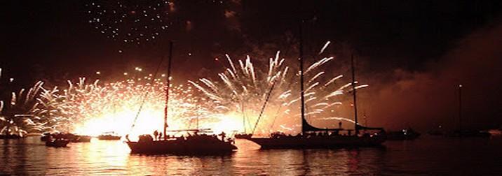 San Juan: celebramos la verbena en Velero por la Costa Brava