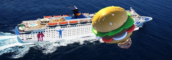 De crucero con los niños, diversión a bordo para todos (precio adulto y niño)
