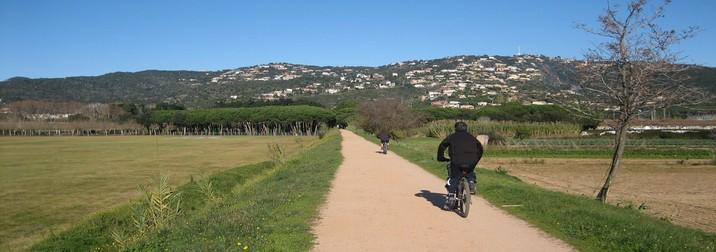 Escapada a las Vías Verdes en bicicletas