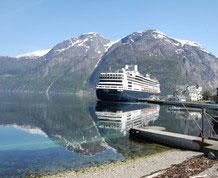 Crucero Escocia-Fiordos en Julio