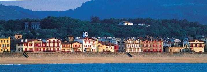 Julio: La costa vasca: Sur de Francia y Navarra