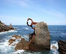 La costa vasca: Sur de Francia y Navarra