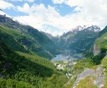 Agosto en los Fiordos de Noruega, disponible 1 plaza desde Madrid
