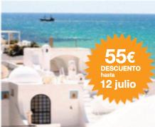 Agosto en Túnez: Oasis de montaña y playas