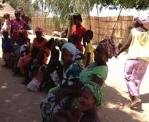 Julio en Senegal: África amiga