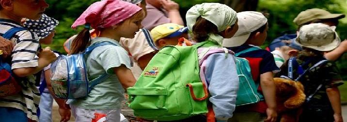 Puente de Agosto con los niños en el Montseny