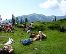 Parques Nacionales y Glaciares en Tirol y Baviera