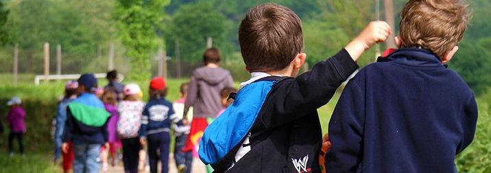 Turismo rural con los niños en Rupit