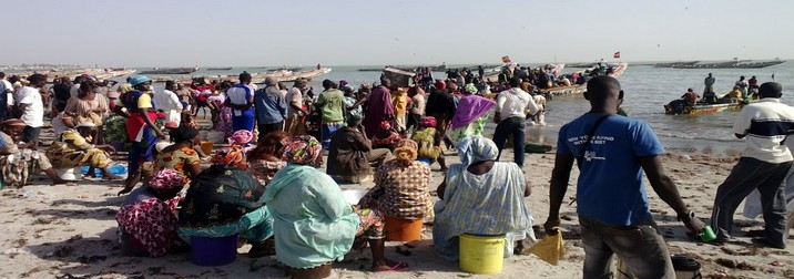Agosto en Senegal: África amiga