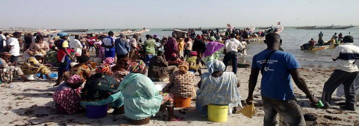 Octubre en Senegal: África amiga