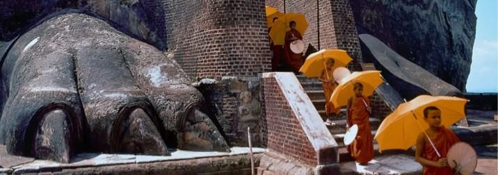 Fin de año en Ceylán: La lágrima de India