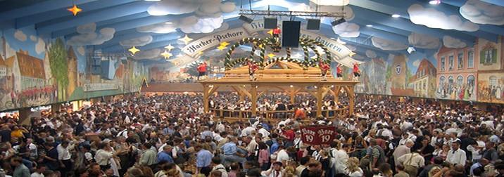 Fiesta de la Cerveza en Calella: Oktoberfest
