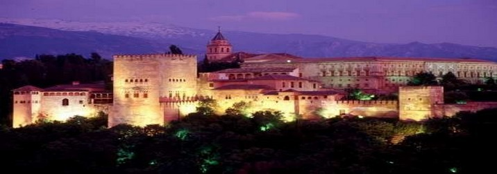 Puente Noviembre: Granada, conoce la Alhambra de noche
