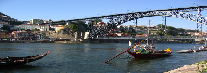 Puente Diciembre: Oporto, la joya portuguesa