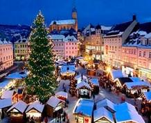 Fin de año en Holanda y Flandes