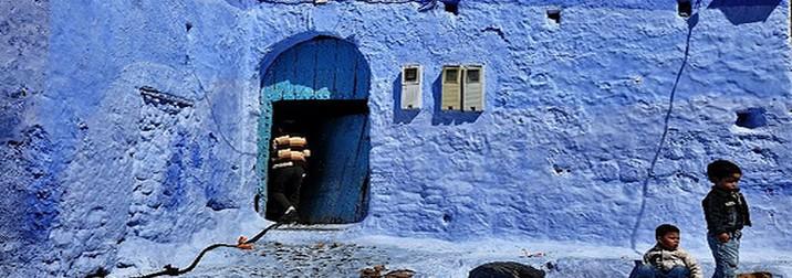 Navidades en Xauen: Marruecos