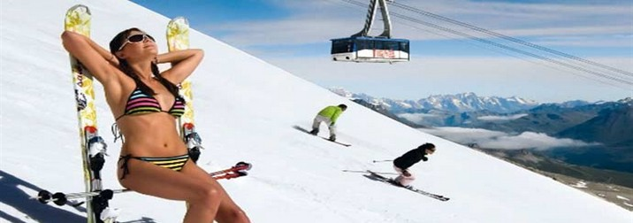 Puente Diciembre: Esquí en Tignes. Alpes franceses