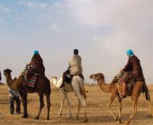 Fin de año en el Sáhara