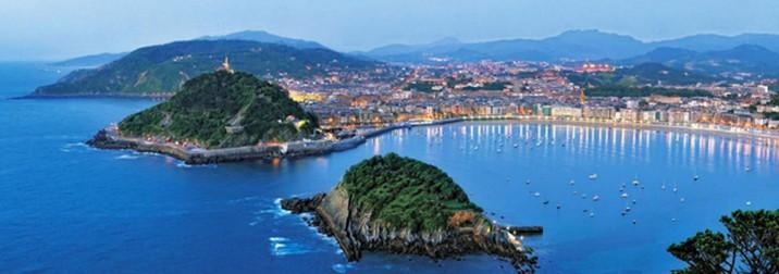 Semana Santa: San Sebastián en familia