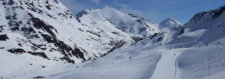 Esquí en Andorra. Final de temporada