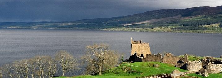 Julio en Escocia