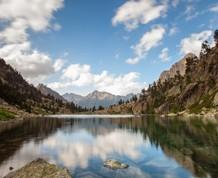 Senderismo en el Parc Nacional d'Aiguestortes