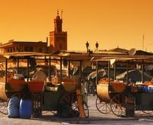 Semana Santa en Marruecos: Fez y el Norte          Salida Bus desde Madrid, Córdoba y Sevilla