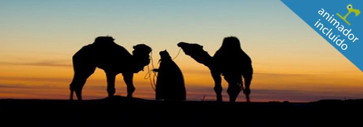 Exploradores del desierto: Túnez en familia