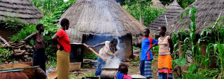 Julio: Senegal el país de los baobabs