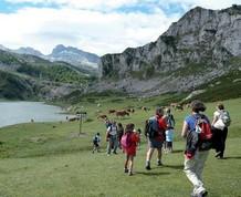 Aventura en Picos de Europa con niños