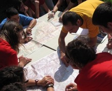 Julio: Descubriendo el Camino de Santiago con niños