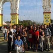 Sevilla con la mejor compañía
