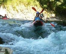 Senderismo y kayak en el Pirineo Francés