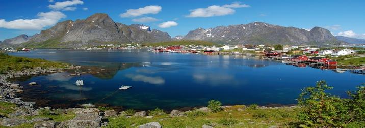 Julio en los Fiordos Noruegos