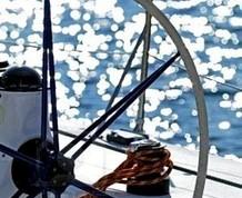Agosto: navegando en velero a Menorca