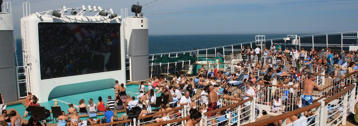 Septiembre:Crucero Gruppit Mediterráneo