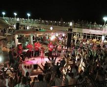 VII Crucero Gruppit Single: Noches del Mediterráneo