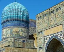 Ruta de la Seda. El camino de Samarkanda              ÚLTIMAS 7 PLAZAS