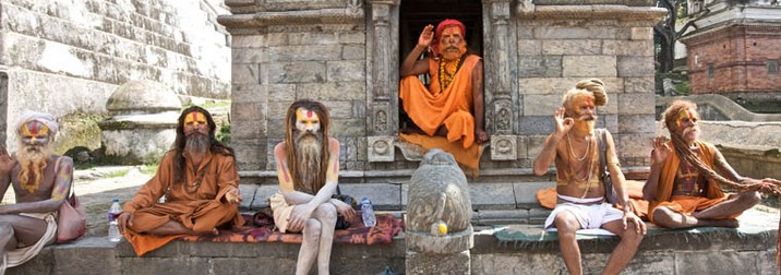 Nepal: Los Himalayas y su gente
