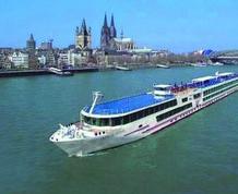 Crucero Gruppit Fluvial de Amsterdam a Bruselas