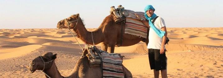 Fin de año entre zocos en Túnez